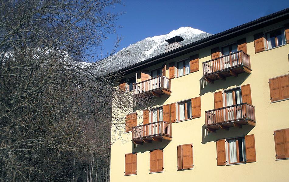 casa alpina don bosco di carisolo casa per ferie